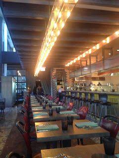 Latające talerze - blog o restauracjach: Nico Osteria