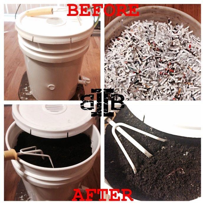 Diy Compost Bin Trash Can: Best 25+ Compost Bucket Ideas On Pinterest