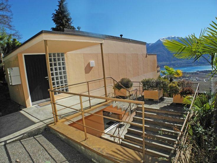 4-Zimmer für unvergessliche Urlaubstage von #Ferienwohnungen #Locarno