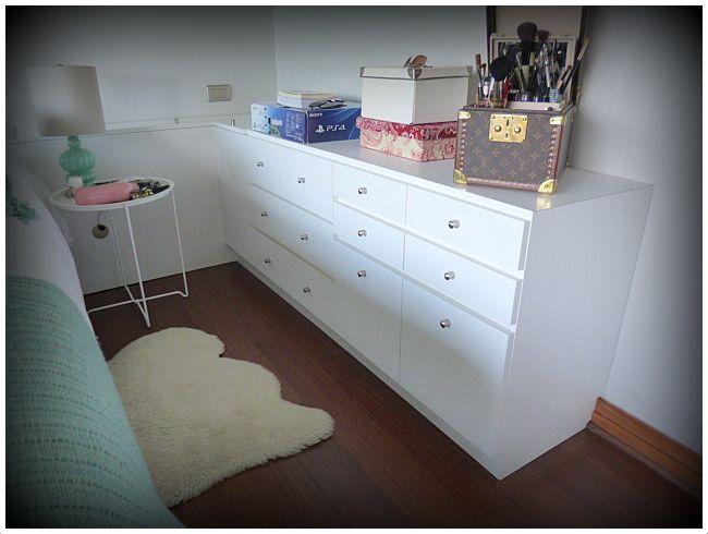 Mejores 7 imágenes de Conjunto de cajoneras para dormitorio juvenil ...