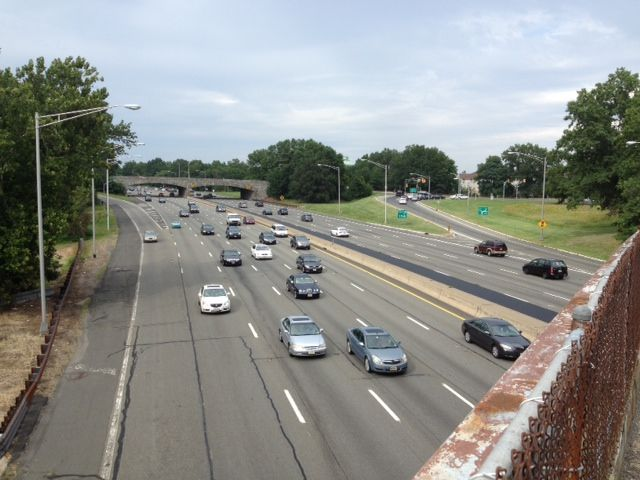 Sounds of Cranford - Garden State Parkway