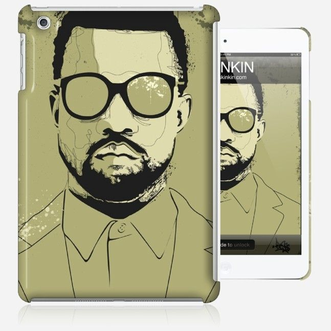 IPad mini cases - Kany west - #ipadmini #Case #Skinkin