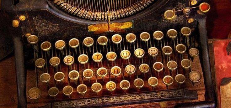 Steampunk Writing