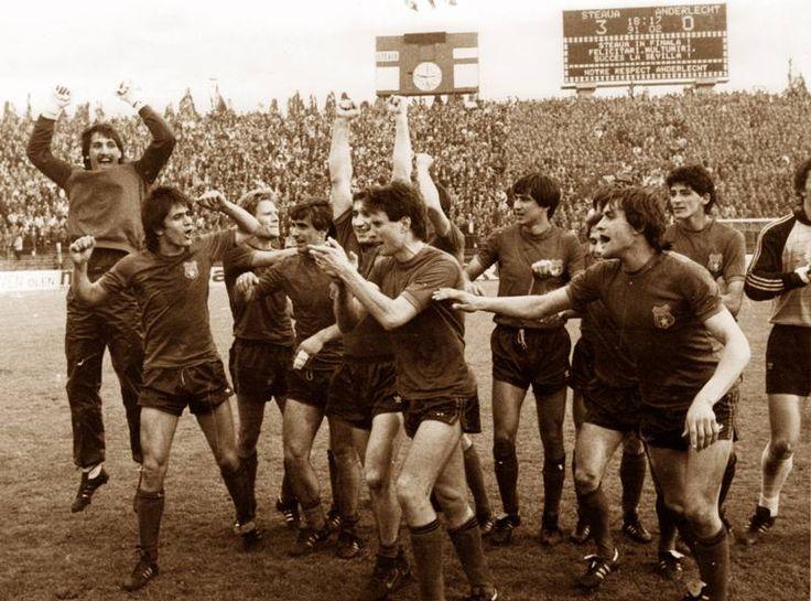 vs anderlecht 3-0, 1986