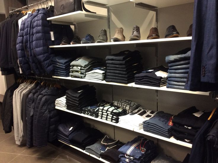 We're now getting ready for the winter months. Heaps of new stock is now on display and ready to be worn from Versace Collection, Armani Jeans, Politix, Replay, Lagerfeld and Crosshatch. Like always we only buy one of each size so you don't see everyone wearing the same thing. www.ignitionformen.com.au