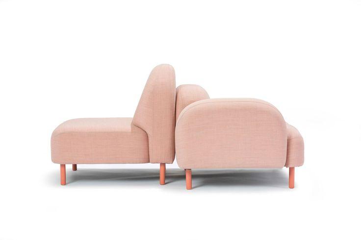 Scafell Modular Sofa by  Deadgood Studio