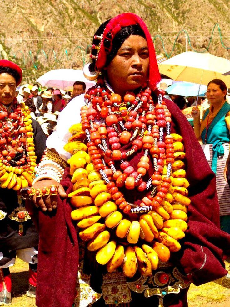 Tibetan Festival Clothes http://absolutechinatours.com.au/tibetan-festival-clothes_tp.html
