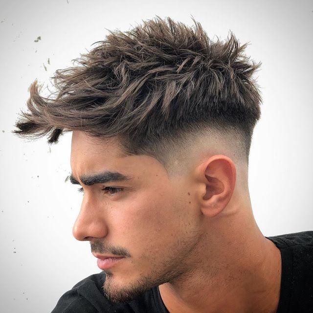 Stylen haare männer Kurze Haare