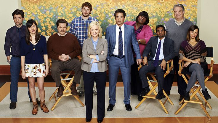 One of the things that make me really happy are good t.v shows. Whenever I watch a show I really like I feel happy and nothing else in the world matters as I watch that show. An example of a really good show I like would be Parks and Recreation.