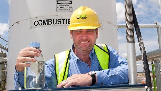 Linc Energy CEO Peter Bond: Clean Coal Innovator