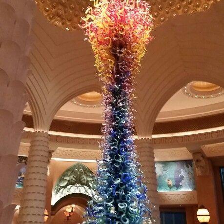 Reception  Atlantis Hotel Dubai