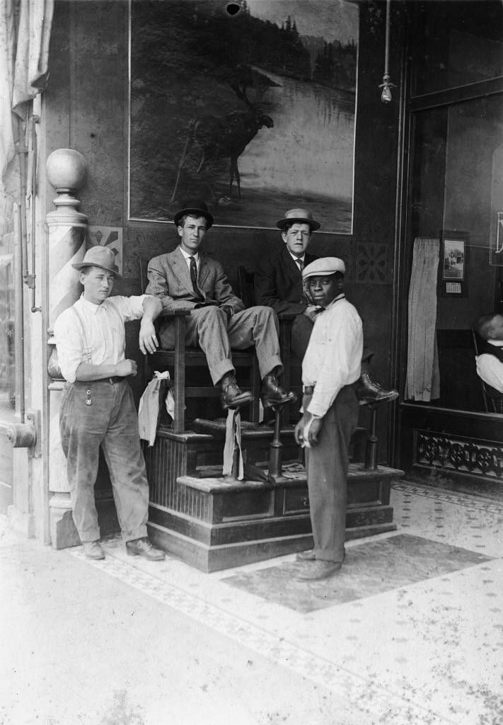 baker shoe shine stand anaheim 1911 shoe shine stand operated for almost 10 years by. Black Bedroom Furniture Sets. Home Design Ideas