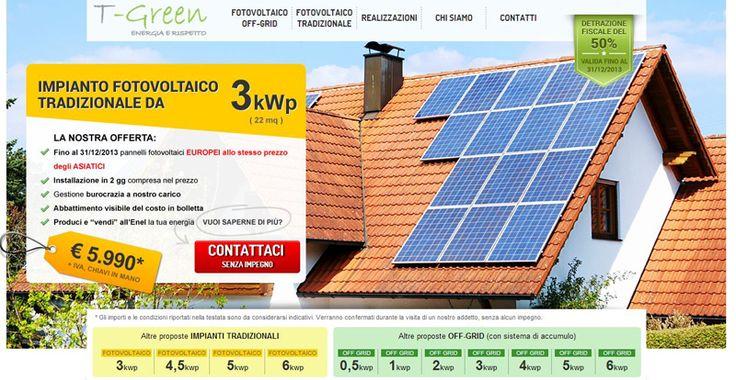 75.000 nuove visite e più di 2.550 clienti in target con la #pubblicità su #Google: il caso reale di Investimento Fotovoltaico