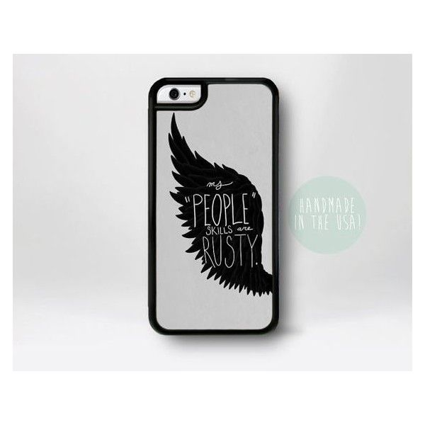 Castiel iPhone Case Supernatural iPhone Case Supernatural iPhone 6... ❤ liked on Polyvore featuring accessories, tech accessories, iphone cases, apple iphone case, iphone earbuds, ipod earbuds and iphone sleeve case