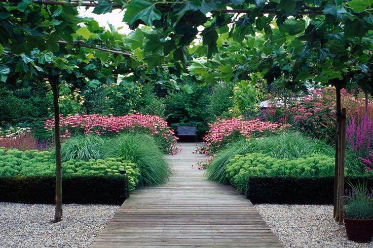 Mooie beplanting!