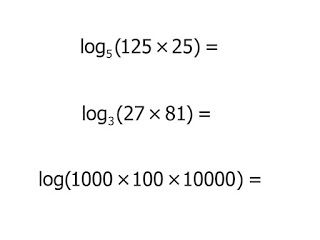 McSquared: New Intro to Log Properties