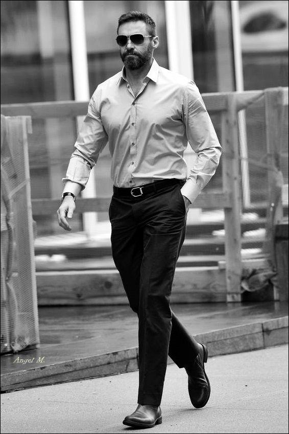 Hugh Jackman... :)