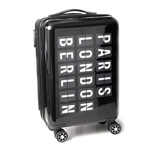 Balvi-Trolley-KofferAirportinKabinengröße.ABS-Hartschalenkoffer.JETZT ANSEHEN #Balvi #Handgepäck #Koffer #Trolley