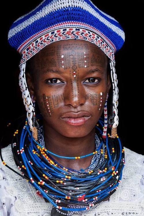 Nigerian woman - By Yagazie Emezi #Portrait