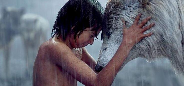 """FORA DOS LIVROS   Meu caso de amor com o filme """"Mogli – O Menino Lobo"""""""