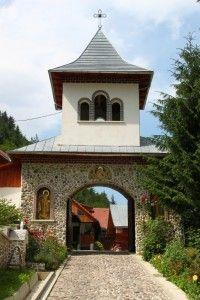 Manastirea Sfantul Ilie - Albac, Muntii Apuseni