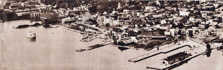 Kingston Harbour 1947.