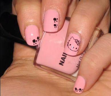 Nail art Hello Kitty from DimmiCosaCerchi.it - Campioni gratuiti, Concorsi a premi, Metodi per guadagnare, Buoni sconto