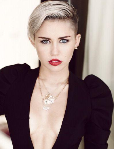 Miley cirus Miley Cyrus Tumblr Beauté, Maquillage