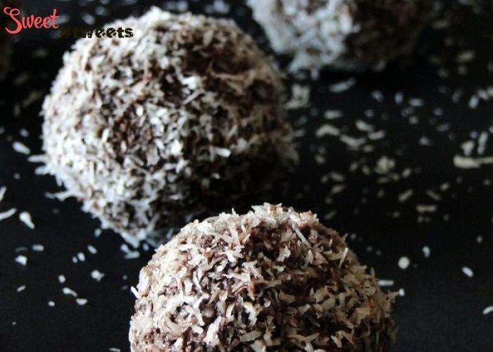 Шоколадно-кокосовые конфеты  image 3