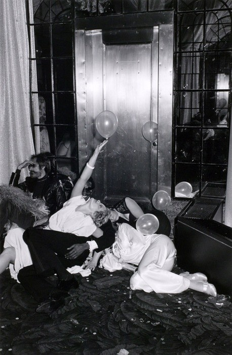 """""""The Last Day of Disco"""" - New Year's Eve at Studio 54 - 1978"""