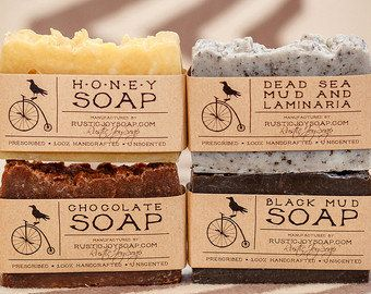 CHRISTMAS GIFT Spa Soap Set - natural soap,homemade soap,handmade soap,rustic soap,spa soap, skin care, soap set