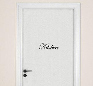 Nástěnná samolepka Kitchen | Bella Rose