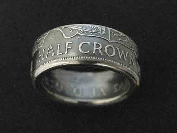 Check out this item in my Etsy shop https://www.etsy.com/listing/255448403/silver-uk-half-12-crown-with-king-george