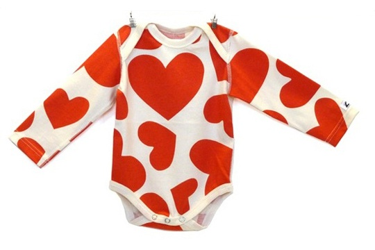 circus mag: Happy St. Valentine's Day! Baby body seen here www.Musjes.com