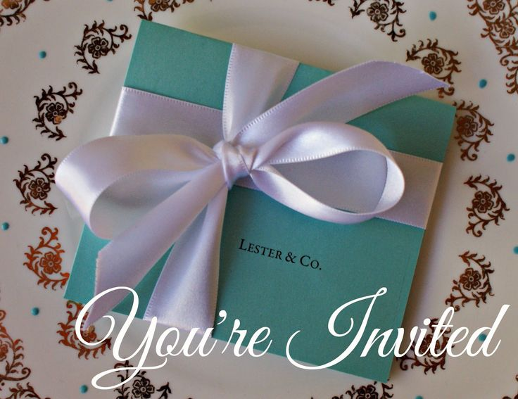 1000+ images about Quinceanera Invitation Ideas on Pinterest | Pocketfold invitations, Tiffany ...