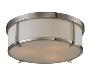 Modern Bathroom Exhaust Fan With Light And Nightlight In Ceiling