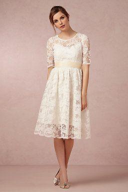 Tessa Dress by @BHLDN Weddings