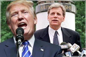 Donald Trump is David Duke in a nicer suit: Compare their views and just try to tell them apart