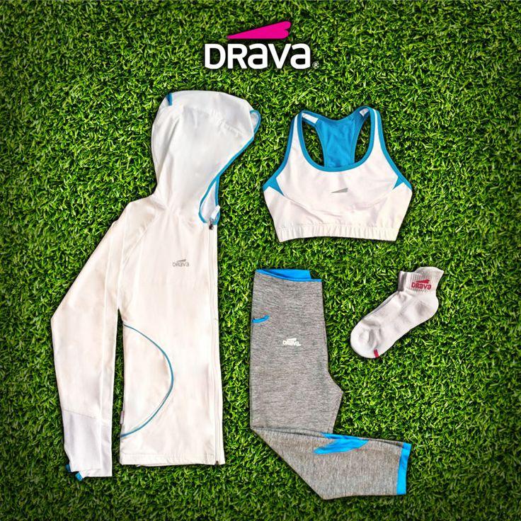 Get ready! con DRAVA CHILE www.drava.cl