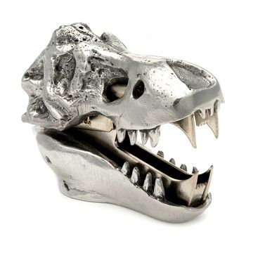T-Rex Skull Staple Remover - just for fun!