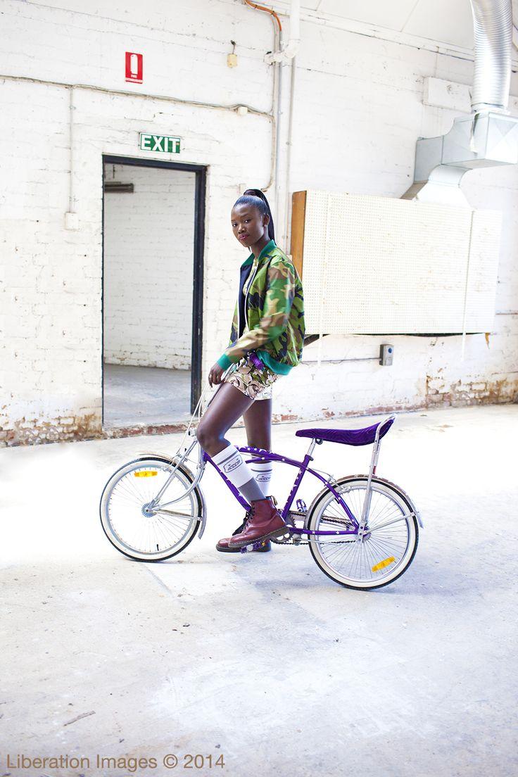 Model - Atong Omoli, Fashion - The Social Studio, Photography - Lisa Minogue of Liberation Images