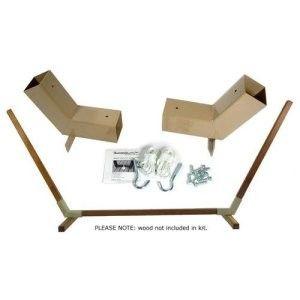DIY Hammock Stand Kit JOHN S JUNK DRAWER