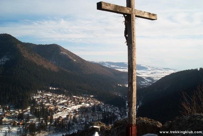 Hawks Rock - #Tusnad_Bath, #Transylvania