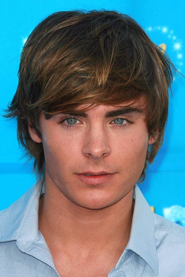 The Selective Collection Of The Best Zac Efron Haircut Styles Zac Efron Long Hair Mens Hairstyles Medium Medium Hair Styles