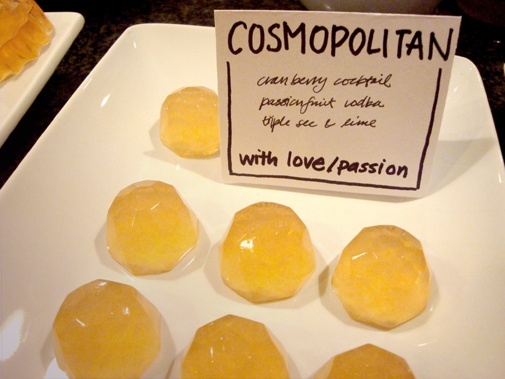Cosmopolitan Jelly Shots Recipe — Dishmaps