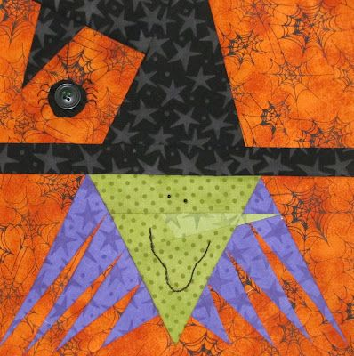 Free paper piecing quilt block from Quilt Doodle Designs!