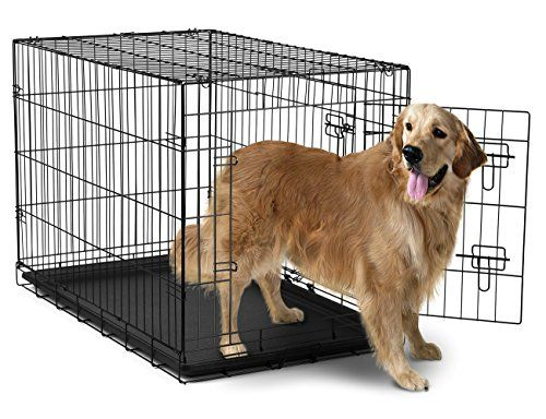 http://picxania.com/wp-content/uploads/2017/09/pet-dog-cat-crate-kennel-cage-and-bed-pad-cushion-warm-soft-cozy-house-kit-playpen.jpg - http://picxania.com/pet-dog-cat-crate-kennel-cage-and-bed-pad-cushion-warm-soft-cozy-house-kit-playpen/ - Pet Dog Cat Crate Kennel Cage and Bed Pad Cushion Warm Soft Cozy House Kit Playpen -   Price:    Dogs are den animals. Have you ever notice your dog always sleeps and relaxes under a table or in a corner. The Paws & Pals Pet Cage is