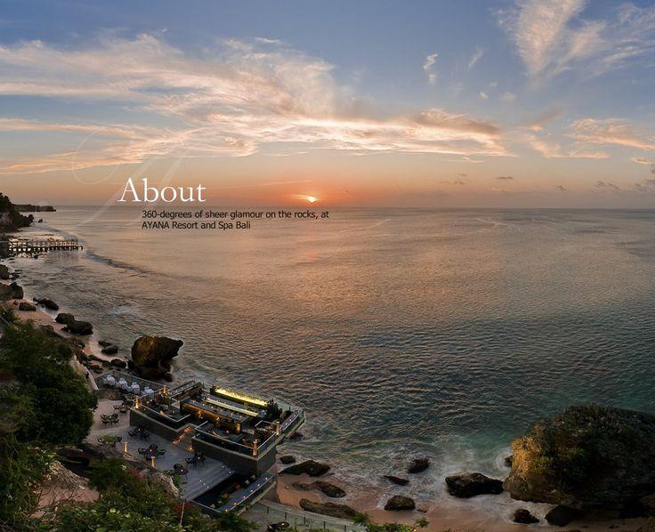 About « Rock Bar Bali On Ayana Resort and Spa Jalan Karang Mas Sejahtera, Jimbaran
