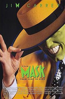 "THE MASK (1994)  ""ssssssssMOKIN!"" AND ""oh somebody stop me."""