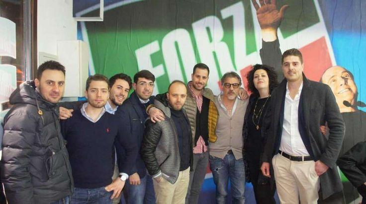 """VERSO LE COMUNALI SMCV. Movimento giovanile Forza Italia: """"Spazio a nuovi volti e idee coerenti"""" a cura di Redazione - http://www.vivicasagiove.it/notizie/verso-le-comunali-smcv-movimento-giovanile-forza-italia/"""